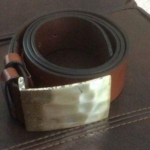 Silpada belt